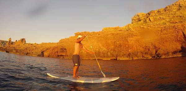 002-Stand-up-paddle-Cala-Morell